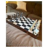 vintage chess set from AFRICA