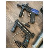 Tipmann paintball gun