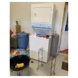 Frigidaire stack washer dryer