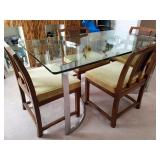 Milo Baughman DIning Room Table
