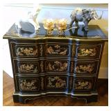 Drexel Mother of Pearl 3 drawer Chest