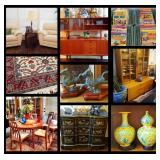 ***50% OFF FRIDAY, ALL MUST GO!  Asian, Cloisonne', Jade, Rugs, Vtg toys,Danish MCM, Drexel,BMW Pts