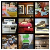50% + OFF SATURDAY ! FUN Ft. Worth Estate Sale is PACKED TO THE BRIM ! 30 Years of Collecting!
