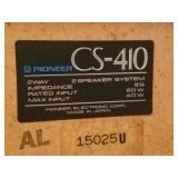 VINTAGE Pioneer Stereo Syate, CS-410