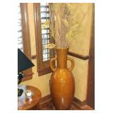 Designer/ Custom floral arrangements throughout the house