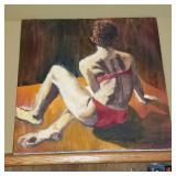 Several unique art / artwork pieces
