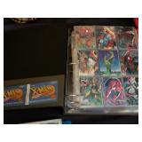 X-MEN CARDS