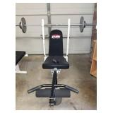 Body by Jake Weight Bench