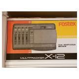 Fostex X12 Multi tracker