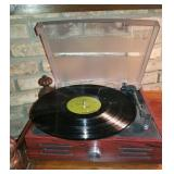 Vintage turntable/ record player