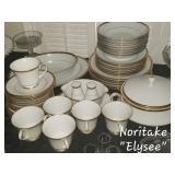 """Noritake """"Elysse"""" China"""