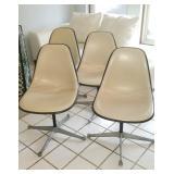 MCM Herman Miller bucket chairs chairs