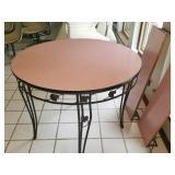 Fun PINK Laminate table