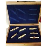 ANNIVERSARY EDITION CASE Knife display box