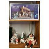 Dreamsicle Nativity Set