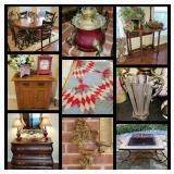 *EVERYTHING MUST GO SATURDAY!* Stunning home furnishings, decor, collectibles, art +++ in Frisco.