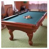 Fantastic American Heritage Pool Table