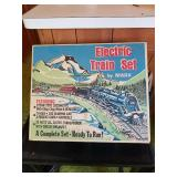Electric Train Set
