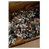 Aluminum Christmas Tree & Color Wheel