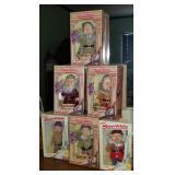 Seven Dwarves Dolls