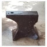 Antique Blacksmith anvil