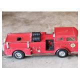 Vintage TEXACO firetruck