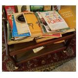 Vintage Piano Music Books