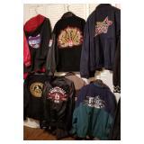 Vintage National Rodeo Finals Jackets