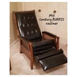 Mid Century BURRIS recliner