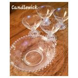 Candlewick Glass