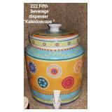 "222 Fifth Beverage Dispense ""Kaliedoscope"""