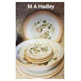 M.A. Hadley Dishes