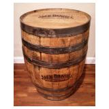 Jack Daniels Whisky barrel