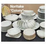 "Noritake ""Colony"" China"