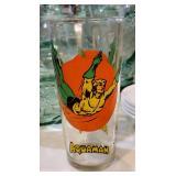 Pepsi SHAZAM Glass