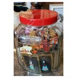 Large Jar of Hard Rock Cafe Pins