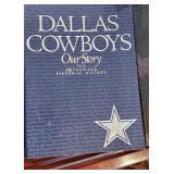 Dallas Cowboys Books and Memorabilia