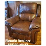 Super Nice Electric Recliner