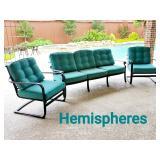 Hemispheres Patio Furniture