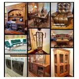 50% OFF SATURDAY! DESIGNER'S DREAM ESTATE SALE! Best of the best, everything must go in just 3 days!
