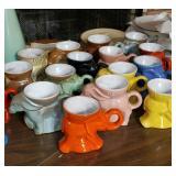 Frankoma Political mugs