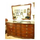 Beautiful mahogany bedroom firniture