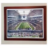 A Room full of Dallas Cowboys Memorabilia