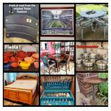 *50% + OFF SATURDAY! 3 GENERATIONS - ONE AWESOME/PACKED Denton sale!