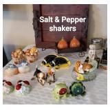 Salt & Pepper Shakers