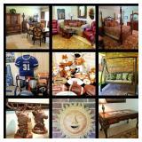 50% + OFF SATURDAY!!! Designer Estate is full of BEAUTIFUL & COLLECTIBLE TREASURES !!!