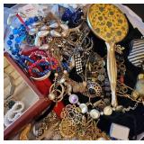 COSTUME jewelry (We do not have gold, silver, or coins)