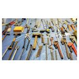 Hand tools galore