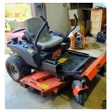 Zero turn mower with only 68 hours on it !!!