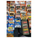 Huge unopened Hot Wheels and Matchbox car collection